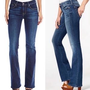 Seven for all Mankind Jesse Jean. Boot cut